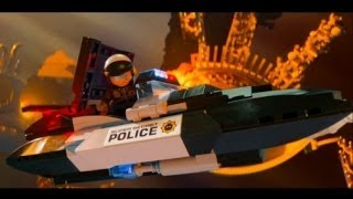 The LEGO Movie Videogame Walkthrough Part 10 Escape From