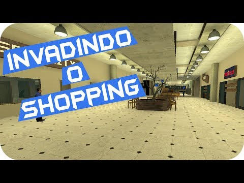 Garry's Mod: Hide And Seek - Invadindo o Shopping