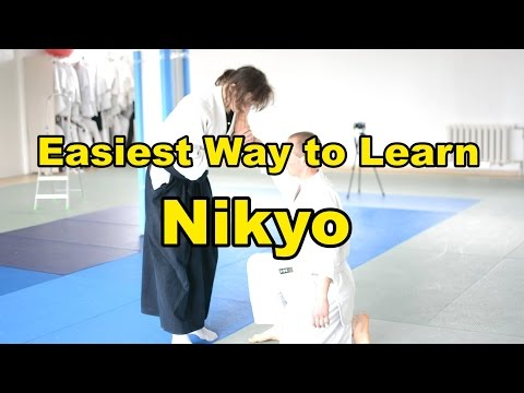[Aikido Techniques] Easiest Way to Learn Nikyo