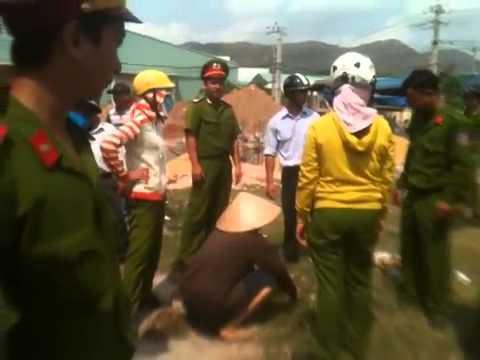 Cơ quan chính quyền phường Quang Trung, tp Quy Nhơn chèn ép dân nghèo