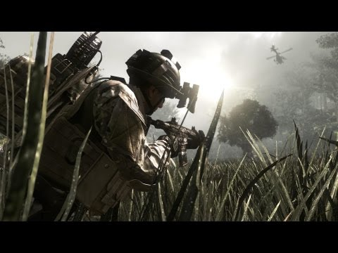 Call of Duty Ghosts Vs Modern Warfare 3 Comparison (Xbox One Graphics)