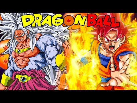 Super saiyan 5 broly vs goku and vegeta dragon ball z - Goku vs vegeta super saiyan 5 ...