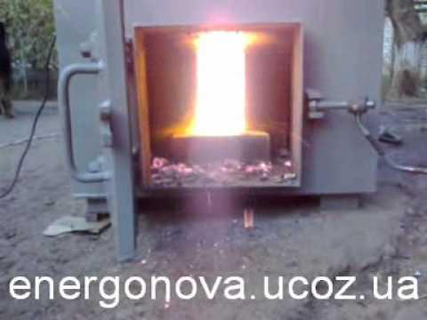Газогенераторные котлы своими руками