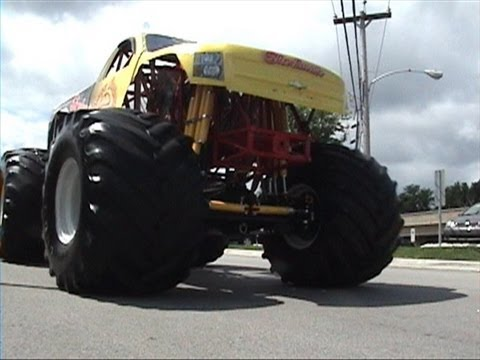 Monster truck loose valley forge casino lot 7 4 13