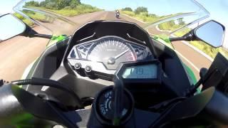 Kawasaki ninja 300 topspeed Redline - mp3toke