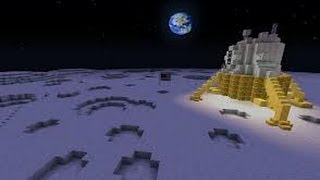 Go To The Moon! A Minecraft Human TNT Launcher Tutorial