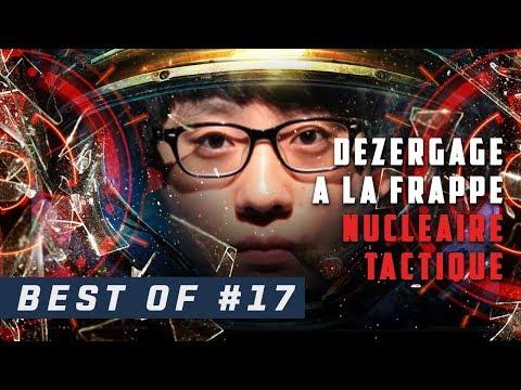 DEZERGAGE A LA FRAPPE NUCELAIRE TACTIQUE - BEST OF SC2#17