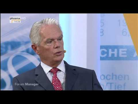 FORUM MANAGER - mit Peter-Alexander Wacker am 22.12.2013