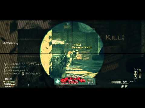 OpTic NaDeSHoT: One Nade Army - MW3 FFA Montage