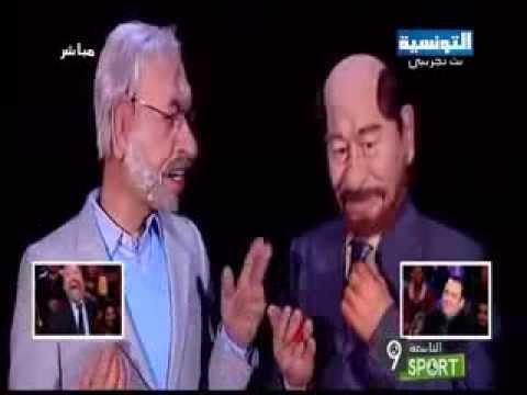 image vidéo اللوجيك الرياضي فوزي البنزرتي وملك المغرب