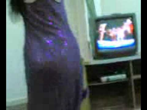 fille 9ahba skhona dans bnatmsn رقص خطير