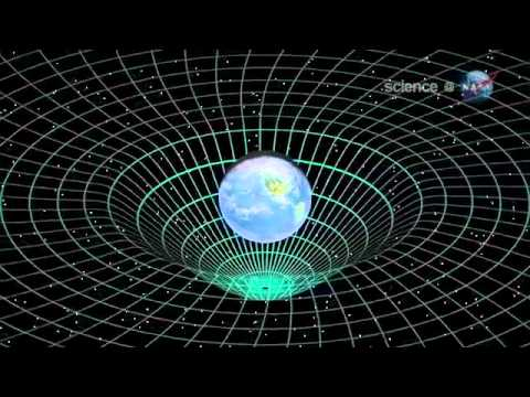 ScienceCasts: Space-Time Vortex