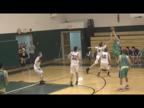 Adam Tedford Game Winner 12-5-12