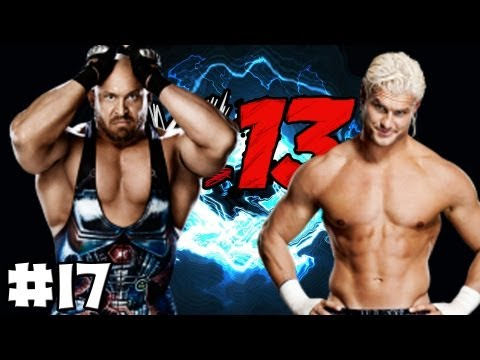 WWE 13 - Universe Mode - Episode 17 (Raw & Smackdown) (HD) (Gameplay)