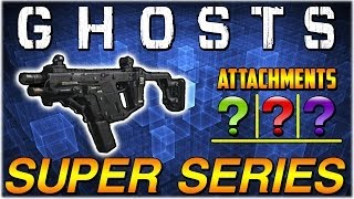 "COD Ghosts: ""THE SUPER VECTOR"" Super Series Ep.3 (Call of Duty Weapons & Guns)"