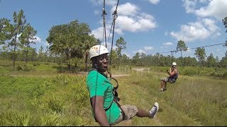 Zipline Racing Adventure
