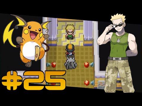 Pokemon: HeartGold - Tam Çözüm#25 : Vermilion Salon Lideri Lt.Surge