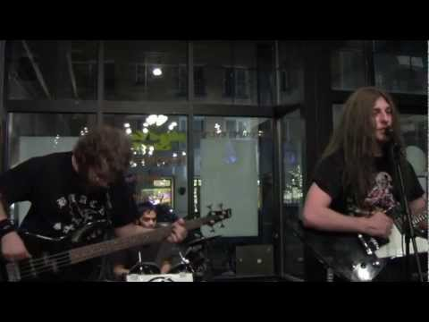 11. Guitar Solo/Devil's Island - Megadeth (Guys In Hats -2nd New York Slices Show)