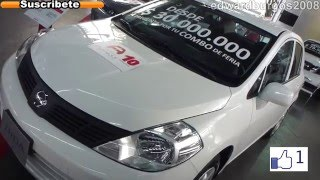 Nissan Tiida Sedan 2013 Colombia Video De Carros Auto Show