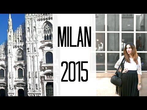TRAVEL VLOG | Milan 2015 | Eva Redson