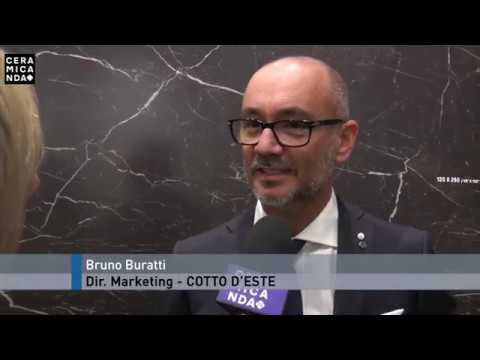 COTTO D'ESTE at CERSAIE 2018