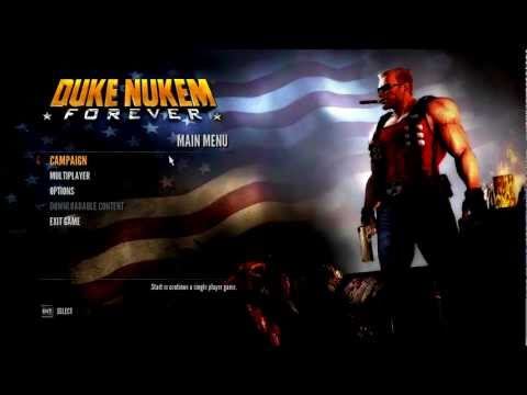 Duke Nukem Forever: Walkthrough - Part 1 [Chapter 1] - Duke Lives (Gameplay) [Xbox 360, PS3, PC]