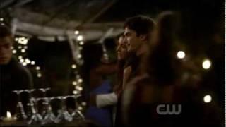Damon And Elena/The Vampire Diaries-Every Kiss