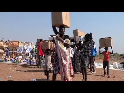UN steps up efforts - with thousands now thought dead in South Sudan