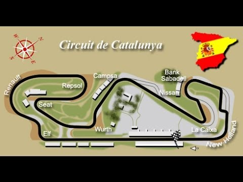 F1 2013 - WRL League - Round 6 - Spain - Circuit De Catalunya - Race w/Live Commentary