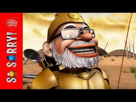 So Sorry: Modi sings victory song, Main toh PM ban gaya