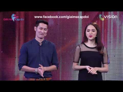 Giải Mã Cặp Đôi (SS2) - Tập 19 | Huy Khánh , Hương Giang Idol, Phi Thanh Vân, Hoàng Bách Xuất Hiện