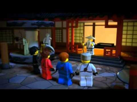Lego NinjaGo phần 3 tập 1 Con đường trở thành Ninja tieng Viet