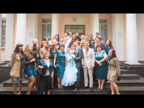 , организация и оформление,2013 08 30 Дмитрий и Татьяна