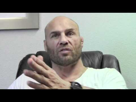 Randy Couture Discusses UFC 148's Silva vs. Sonnen 2