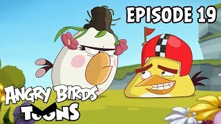 Angry Birds Toons - S2 E19 - Spomaľte Chucka
