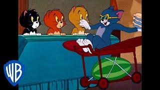 Tom a Jerry - Pomsta trojičiek