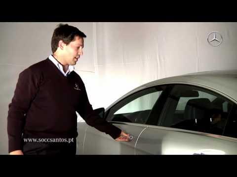 Keyless Go - Mercedes-Benz Soc. Com. C. Santos