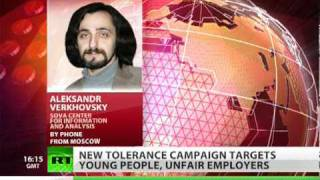 Moscow to launch multi-million tolerance campaign