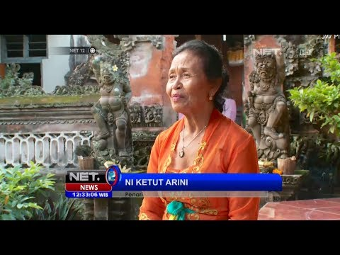 NET12 - Penari Legendaris Ni Ketut Arini