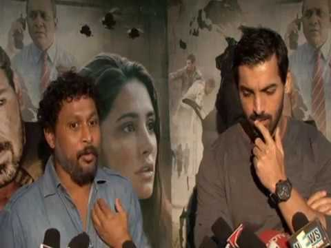 John Abraham On Madras Cafe Controversy