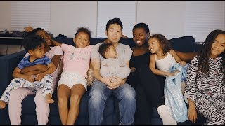 DAY IN THE LIFE OF A YOUTUBE DAD WITH 6 KIDS