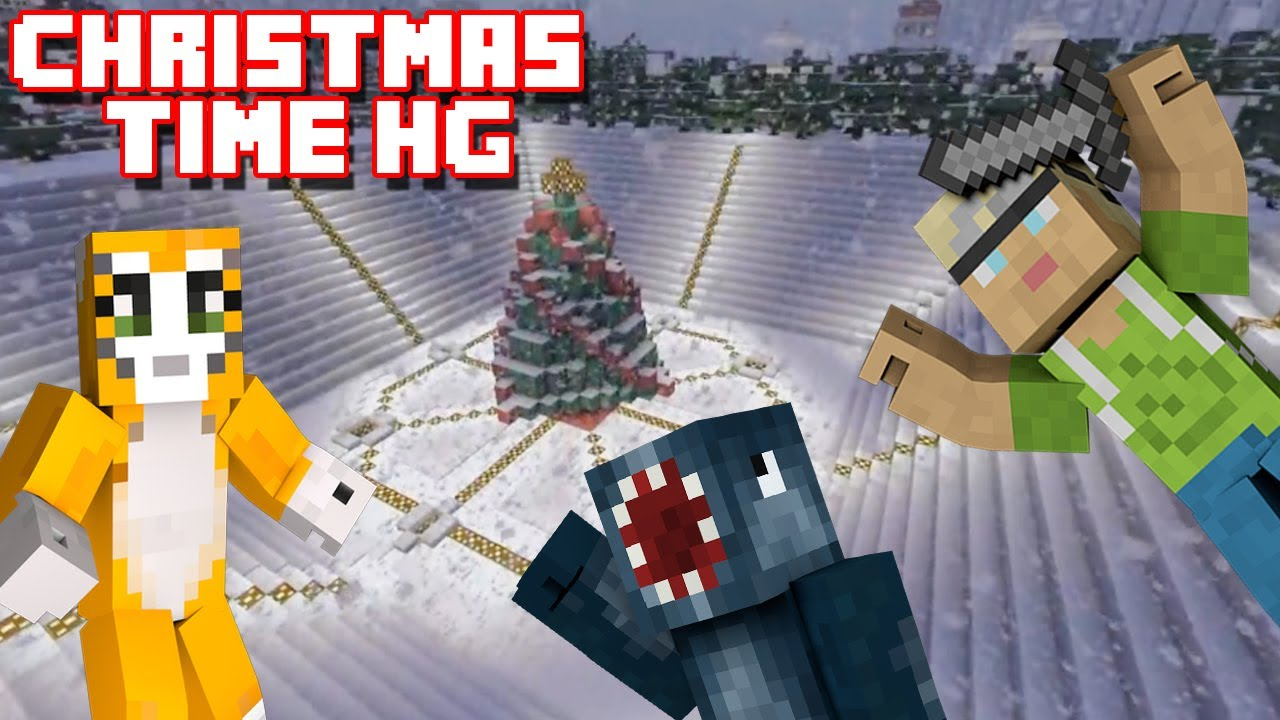 Iballisticsquid Hunger Games With Stampy Cat