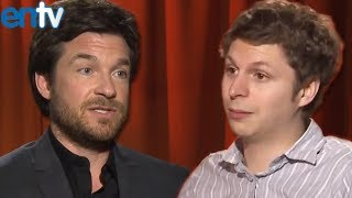 Arrested Development Season 4 Cast Interview