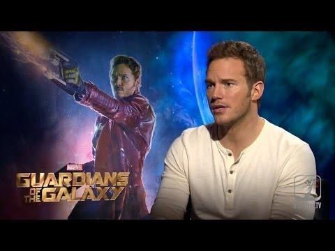 Chris Pratt Interview Guardians Of The Galaxy