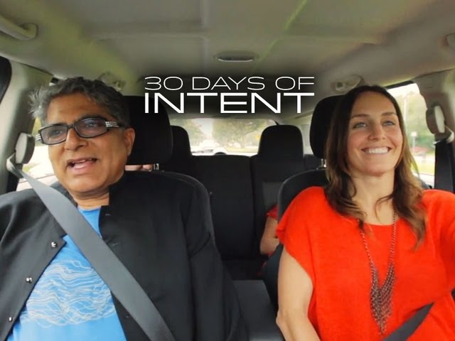 Driving with Deepak | 30 DAYS OF INTENT (Bonus Content)