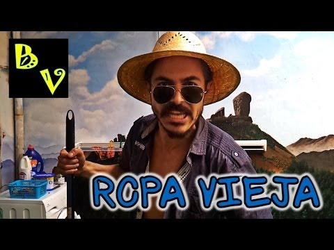 Ropa vieja - Traditional Canarian Recipe - Bilingual video