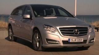 Test: neue Mercedes R-Klasse 2011 videos