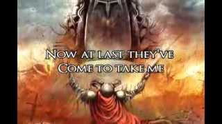 EMPYREAN THRONE - A Crows Feast (Lyric Video)