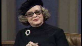 Bette Davis talks about suing Warner Brothers view on youtube.com tube online.