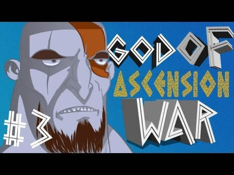 ANTE LA DUDA, LA MAS TETUDA!  - God Of War Ascension #3 Hard Difficulty